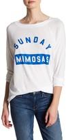 South Parade Candy Sunday Mimosa Long Sleeve Tee