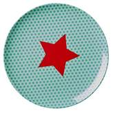 Rice Stars plate