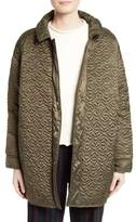 See by Chloe Quilted Coat