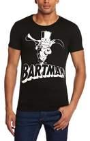 Logoshirt T-Shirt Slim Fit The Simpsons - Bartman,M