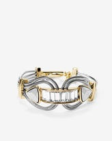 White House Black Market Baguette Toggle Bracelet
