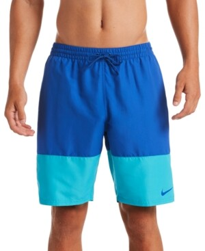 "Nike Men's Volley Diverge 9"" Swim Trunks"