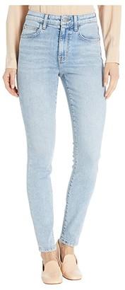 Current/Elliott The Original High-Waist Stiletto in Morning Mist (Morning Mist) Women's Jeans