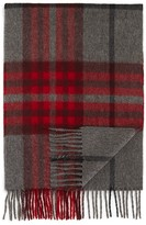 The Men's Store at Bloomingdale's Cashmere Exploded Plaid Scarf