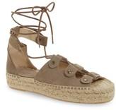 Soludos Women's Ghillie Platform Sandal