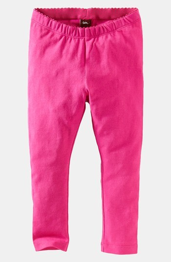 Tea Collection Skinny Stretch Leggings (Toddler)