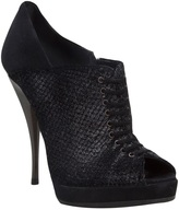 Viktor & Rolf lace up bootie