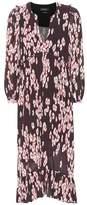 Isabel Marant Wenda printed dress