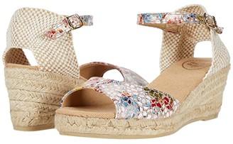 Toni Pons Llivia-PM (Taupe (Mosaic)) Women's Shoes
