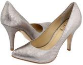 Brigitte Bailey Randi (Silver Reptile Leather) - Footwear