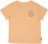 Billabong Tots Boys Land And Sea Tee Pink