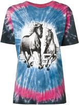 Baja East horses print T-shirt