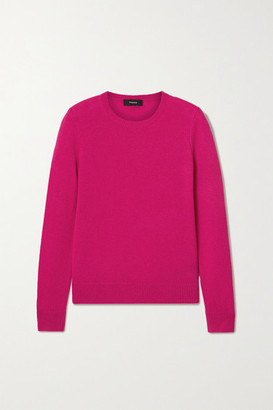Theory Cashmere Sweater - Bright pink