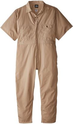 Key Apparel Men's Big-Tall Short Sleeve Unlined Coverall