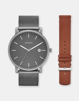 Skagen Hagen Brown