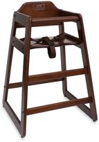 Lipper High Chair in Walnut