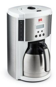 Melitta Aroma Enhance Coffee Maker Thermal Carafe