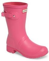 Hunter Women's Tour Short Packable Rain Boot