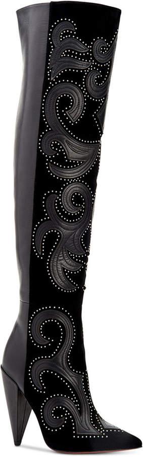 BCBGMAXAZRIA Jolene Over-The-Knee Boots Women's Shoes