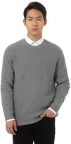 Red Herring Grey Textured Jumper