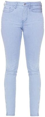 NYDJ Alina Mid-Rise Legging Ankle Jeans