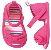 Gymboree Bow Crib Sandals