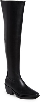 Jeffrey Campbell Zelton Over the Knee Boot