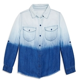 Pinc Premium Girls' Ombre Shirt - Big Kid