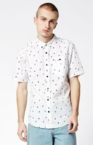 Hurley Montauk Short Sleeve Button Up Shirt