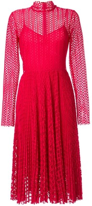 Philosophy di Lorenzo Serafini Layered Dress