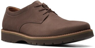 Clarks Bayhill Plaid Toe Oxford - Wide Width Available