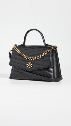 Tory Burch Kira Chevron Small Top Handle Satchel