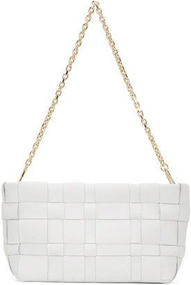 3.1 Phillip Lim White Odita Lattice Pouch