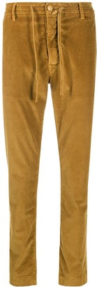 Jacob Cohen Corduroy Slim-Fit Trousers