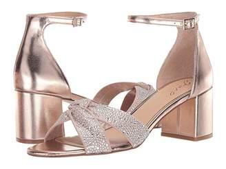 Badgley Mischka Janie (Nude) Women's Shoes