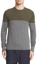 Rag & Bone Men's Camden Colorblock Cashmere Crewneck Sweater