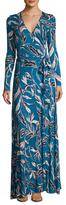 Yumi Kim Printed Split It Up Maxi Dress