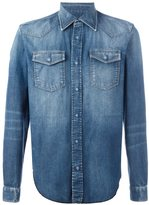 Maison Margiela classic denim shirt