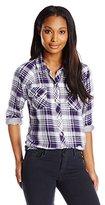 Rails Women's Kendra Pocket Plaid Shirt