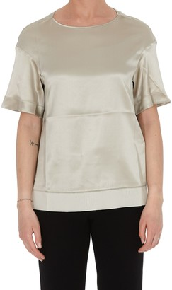 Fabiana Filippi Crewneck Top