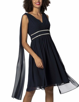 APART Fashion Women's Chiffon Dress Party