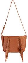 Lucky Brand Aspen Fringed Cross-Body Bag