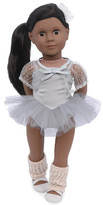 Our Generation Ballet Doll With Hair Decoration