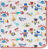 Fendi Piro-Chan blanket