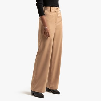 """La Redoute Collections Wide Leg Trousers, Length 30"""""""