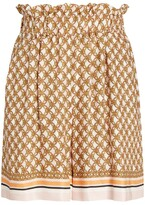 Thumbnail for your product : Claudie Pierlot Printed Shorts