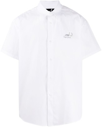 Fred Perry Embroidered Logo Shirt