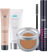 PUR Cosmetics Get Glowing Try Me Kit