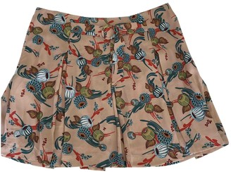 La Petite Francaise Multicolour Skirt for Women