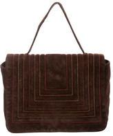 Missoni Suede Handle Bag